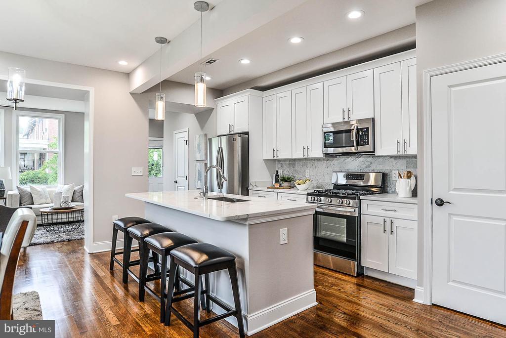 Kitchen 2 - 3600 18TH ST NE, WASHINGTON