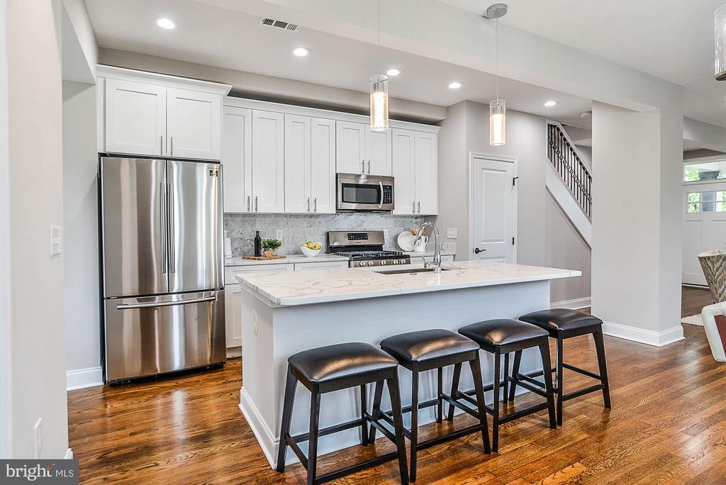 Kitchen 1 - 3600 18TH ST NE, WASHINGTON
