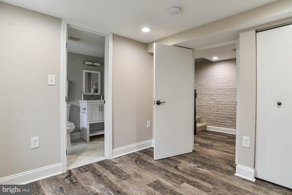 Basement - Bedroom - 3600 18TH ST NE, WASHINGTON
