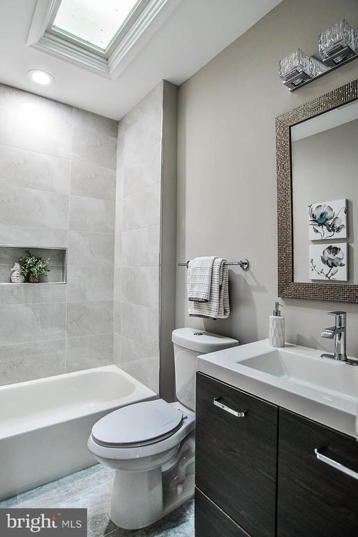 Basement - bathroom - 3600 18TH ST NE, WASHINGTON