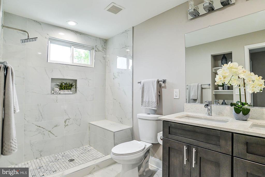 Master Bath 1 - 3600 18TH ST NE, WASHINGTON