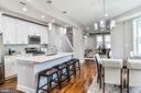 Kitchen 3 - 3600 18TH ST NE, WASHINGTON