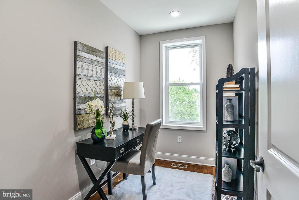Upstairs Bedroom - 3600 18TH ST NE, WASHINGTON