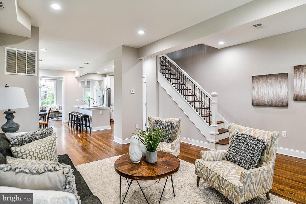 Living Room 2 - 3600 18TH ST NE, WASHINGTON
