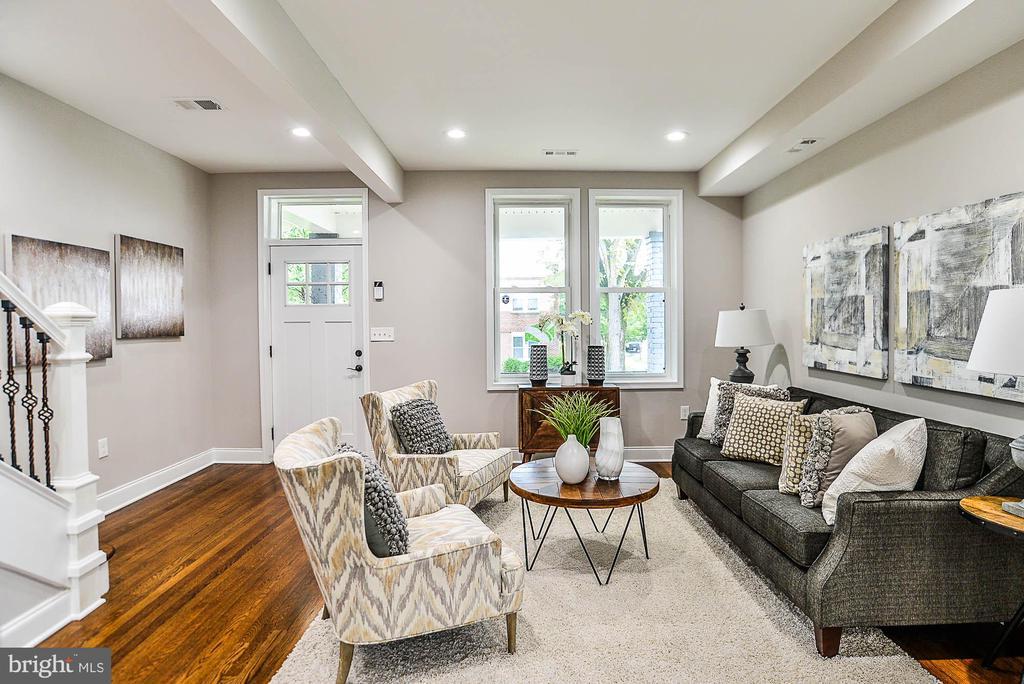 Living Room 3 - 3600 18TH ST NE, WASHINGTON