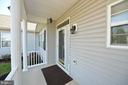 Wonderful Front Porch - 136 FORTRESS DR, WINCHESTER