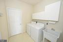 Laundry/Mud Room - 136 FORTRESS DR, WINCHESTER