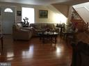 Living room - 7801 MISTY CT, GAITHERSBURG
