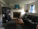 Family room - 7801 MISTY CT, GAITHERSBURG