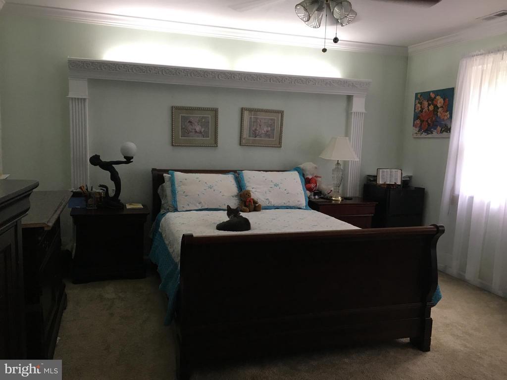 Master Bedroom - 7801 MISTY CT, GAITHERSBURG