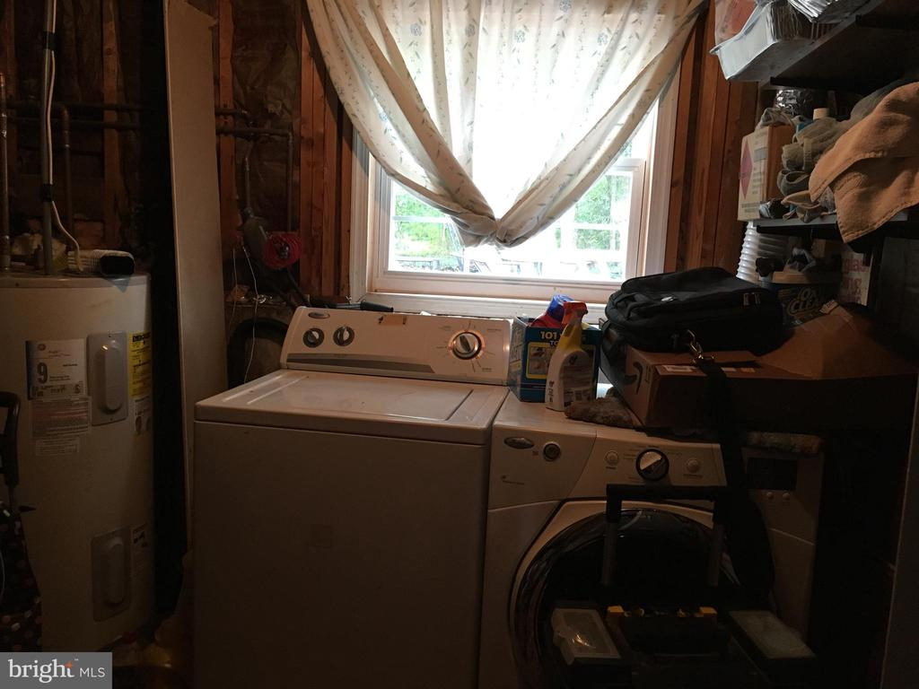 Laundry room - 7801 MISTY CT, GAITHERSBURG