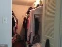 Bedroom 1 Walking Closet - 7801 MISTY CT, GAITHERSBURG