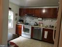Kitchen - 7801 MISTY CT, GAITHERSBURG