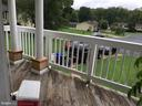 View from addition terrace - 7801 MISTY CT, GAITHERSBURG