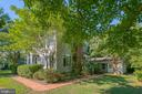 large trees - 112 CLEREMONT DR, FREDERICKSBURG