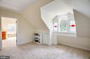 Gorgeous stained glass windows! - 504 LEWIS ST, FREDERICKSBURG