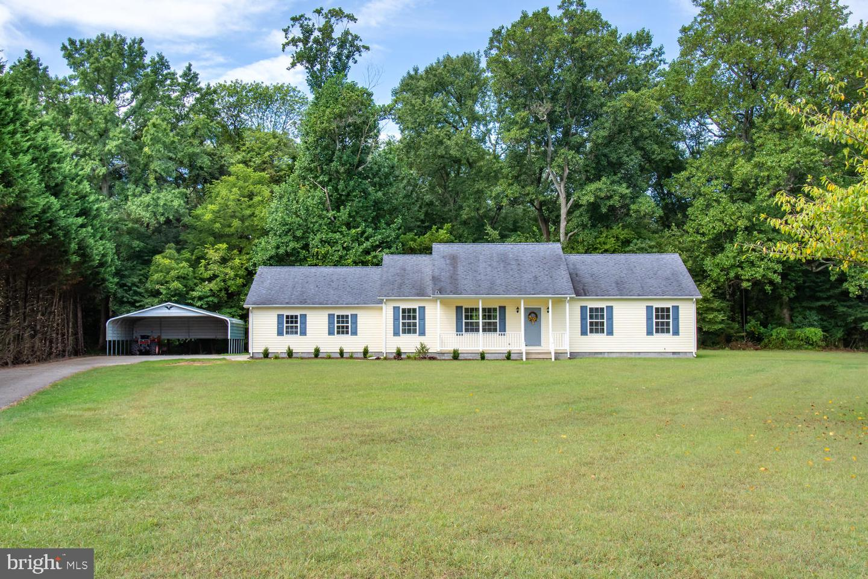 Single Family Homes 용 매매 에 Henderson, 메릴랜드 21640 미국
