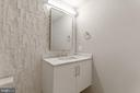 Powder room - 3222 20TH RD N, ARLINGTON