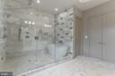 Spa style master shower & Tub - 3222 20TH RD N, ARLINGTON