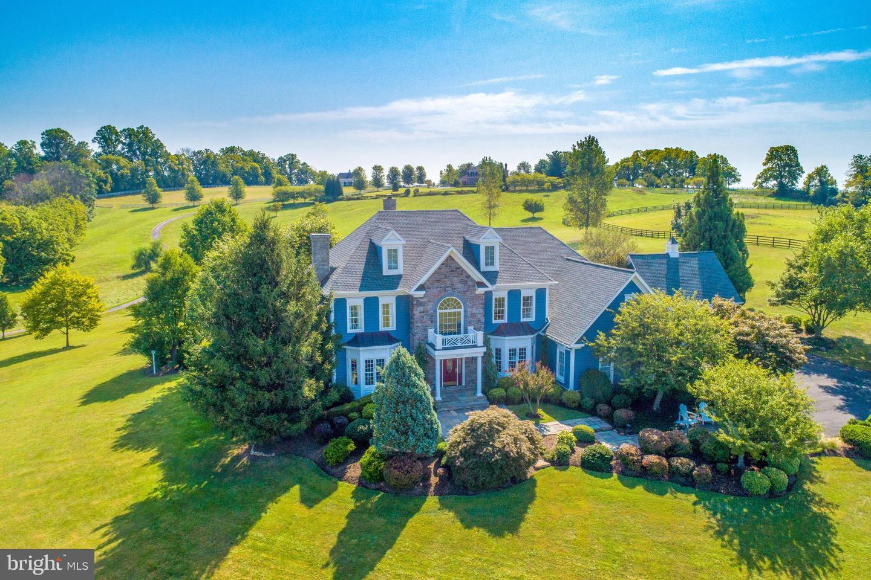 Single Family Homes pour l Vente à Paeonian Springs, Virginia 20129 États-Unis