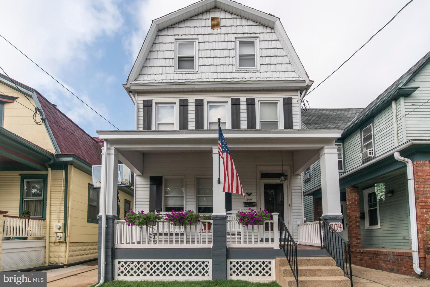 Single Family Homes for Sale at Bristol, Pennsylvania 19007 United States