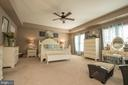 Two  huge walk in closets. - 23084 RED ADMIRAL PL, BRAMBLETON