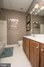 Hall bathroom - 23084 RED ADMIRAL PL, BRAMBLETON