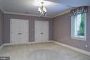 Lower level bedroom - 9998 BLACKBERRY LN, GREAT FALLS