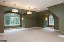 Bonus room over garage - 9998 BLACKBERRY LN, GREAT FALLS