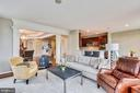 Living Room - 18290 BUCCANEER TER, LEESBURG