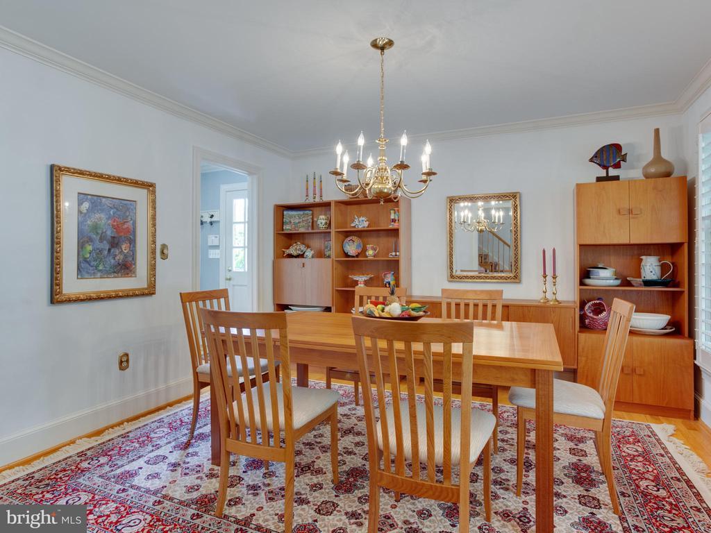 Dining Room - 3133 CATRINA LN, ANNAPOLIS