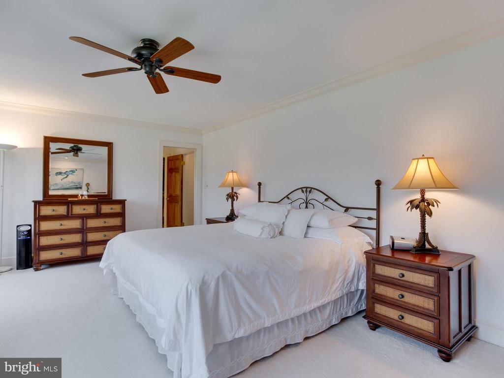 Master Bedroom with Walk-In Closet - 3133 CATRINA LN, ANNAPOLIS