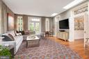 Living Room - 307 AMELIA ST, FREDERICKSBURG
