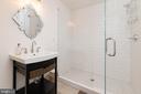 Bathroom - 307 AMELIA ST, FREDERICKSBURG