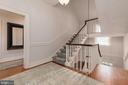 Upper Level Hallway - 307 AMELIA ST, FREDERICKSBURG