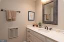 Upper Level 2 Bathroom - 307 AMELIA ST, FREDERICKSBURG