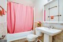 Bathroom - 100 CREEKSIDE DR, LOCUST GROVE