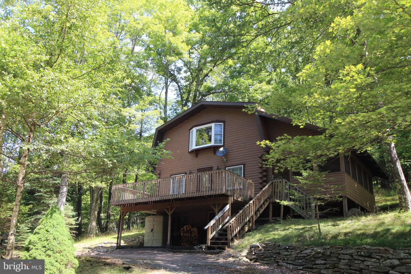 Single Family Homes for Sale at Terra Alta, West Virginia 26764 United States
