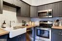 Kitchen - 3802 PORTER ST NW #301, WASHINGTON