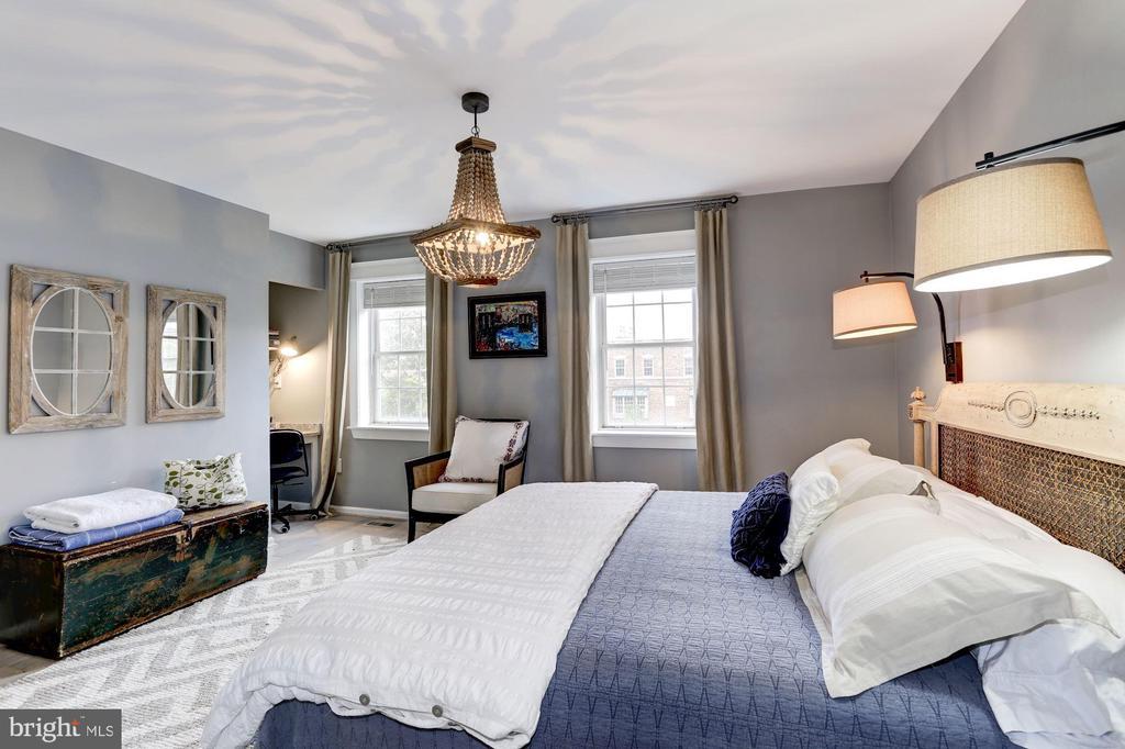 Bedroom - 3802 PORTER ST NW #301, WASHINGTON