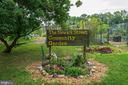Community - Garden - 3802 PORTER ST NW #301, WASHINGTON