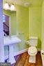 Foyer powder room - 18310 FAIRWAY OAKS SQ, LEESBURG