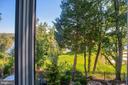 View from upstairs - 18310 FAIRWAY OAKS SQ, LEESBURG