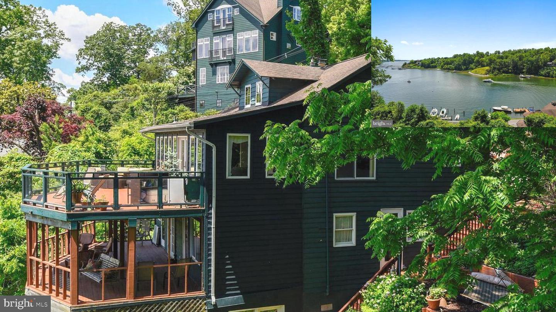 Single Family Homes para Venda às Annapolis, Maryland 21405 Estados Unidos