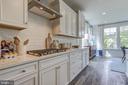 Lorton Model Kitchen - 9502-A SANGER ST, LORTON