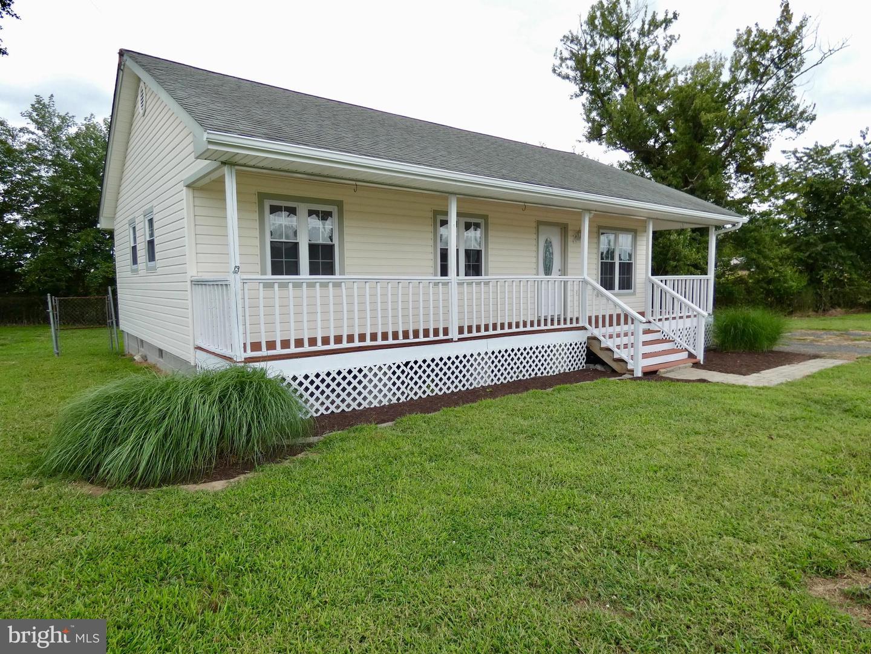 Single Family Homes för Försäljning vid Cordova, Maryland 21625 Förenta staterna