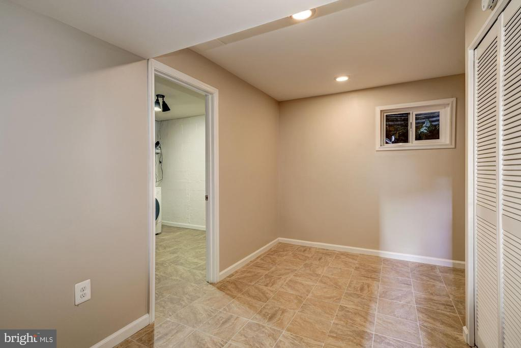 Lower level bonus room - 2018 HIGHBORO WAY, FALLS CHURCH