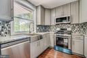 The Custom Kitchen Is Perfect For Meal Prep - 5020 LEE ST NE, WASHINGTON