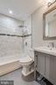 The  Full Hall Bathroom Will Soothe Your Senses - 5020 LEE ST NE, WASHINGTON