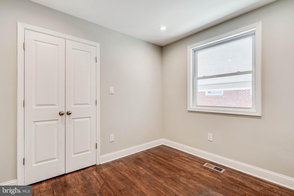 Double Closet Doors Are a Perfect  Addition - 5020 LEE ST NE, WASHINGTON